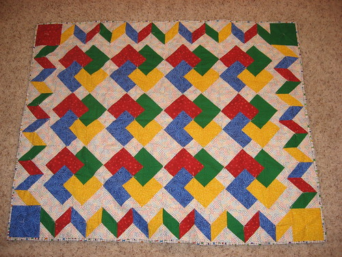 Minnow's quilt