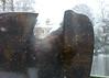 12 Knife Edge Two Piece, 1962-5 (chericbaker) Tags: sculpture kewgardens snow kew moore henrymoore mooreatkew