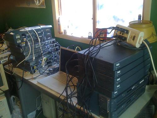 My CCNA/CCNP Lab
