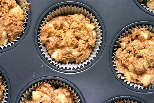 whole wheat apple muffins | smitten kitchen