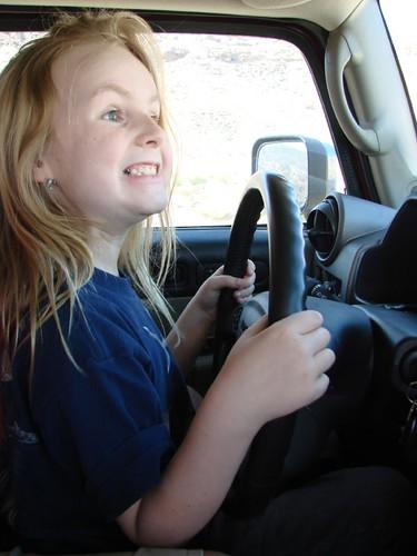 Jonas driving