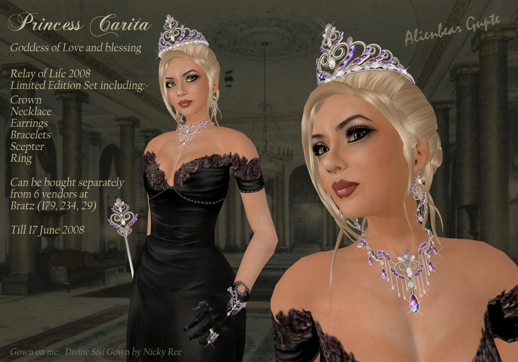 Princess Carita RFL 2008 Promotion