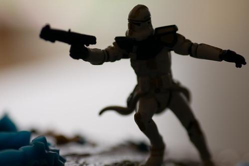 Cake Trooper
