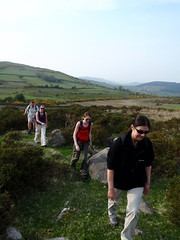 Heading up Lukes Mountain (Bryansford, United Kingdom) Photo