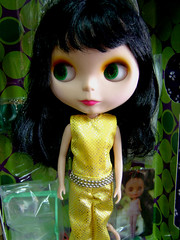 Blythe All Gold in One (Goldie)