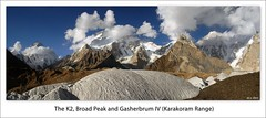 Concordia: door to heaven (dani.Co) Tags: travel pakistan mountain mountains ice berg nikon d70 glacier concordia k2 karakoram montaa 8000 broadpeak baltoro gasher
