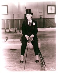 buster in elegant suit (Stella Sabata comes to Kill!) Tags: vintage comic antique handsome actor legend talented silverscreen busterkeaton silentcinema