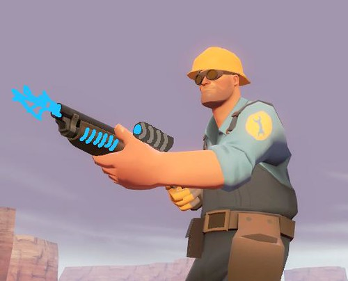 Team Fortress 2 Unlockable Weapon Ideas - a post on Tom Francis' blog