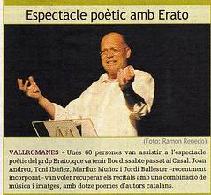 Inspiracions Erato juny 07