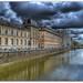 La rivière Vilaine en Rennes