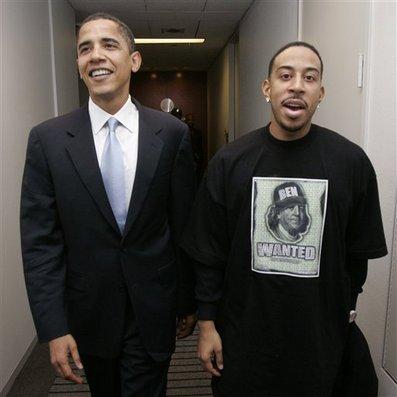 ludacris obama