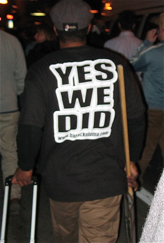 Yes, We Did!