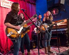 Kelly Prescott and her Newfoundland Band (sevres-babylone) Tags: â©jmartinsevresbabylone toronto band cameronhouse kellyprescott newfoundlandband x100t 170217192549cr72800a