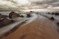 Barrika (Alfredo.Ruiz) Tags: canon eos6d ef1740 barrika beach sunset