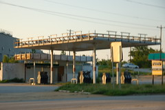 Dead Gas Station