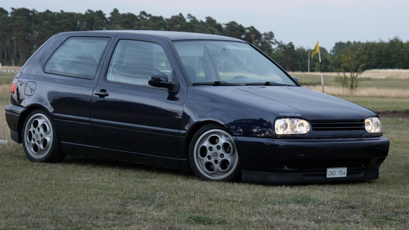 Linus Larssons Golf 3 VR6