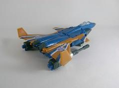 Transformers Dirge Classic Henkei - modo alterno
