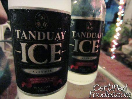 Cheers To Tanduay Ice