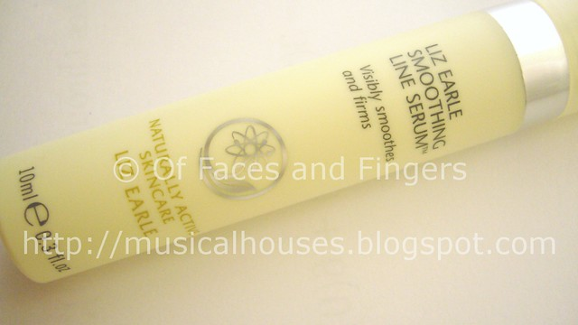 liz earle smoothing line serum 1
