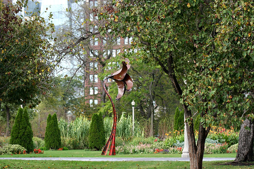 Grant Park Sculpture