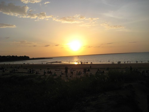 Sunset Mindil Beach
