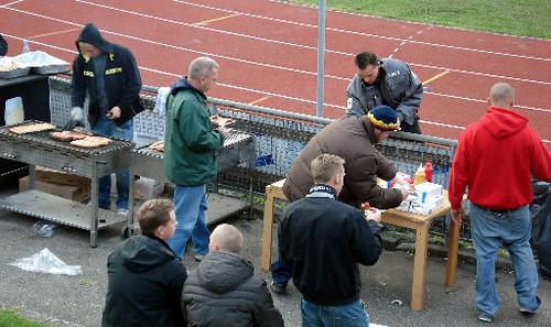 Lyngby Stadion - pølser