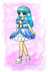 COB_asuka (dolphin_ice) Tags: lolita asuka sweetlolita bluelolita