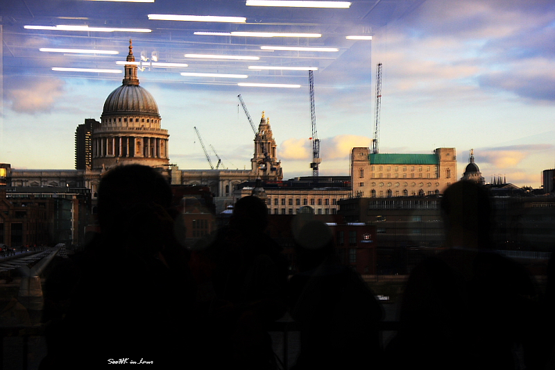 Reflection @ Tate Modern London