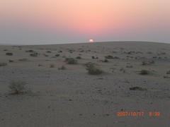 sunrise (wosom) Tags: bahrain picnic desert sands camels bedouins nomads qatar ksa       wosom