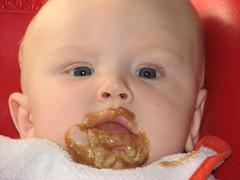 Porridge goatee