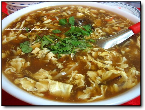 西來順酸辣湯(大) Sour and Spicy Soup