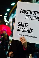 Prostitution Réprimée Santé Sacrifiée
