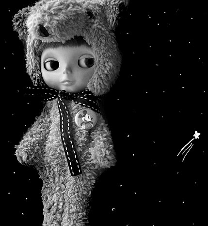The night is full of stars.