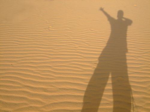 Mui Ne - White Sand Dunes