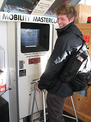 mobility masterclass (estherase) Tags: emssimp findleastinteresting southwold pier endofthepiershow timhunkin mobility zimmer jon noj nojjohnson friend geo:lat=52330645 geo:lon=1685532 geotagged 0f friends