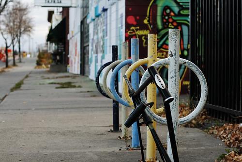 Bike Rack 4503
