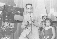 Periodista taurino Ángel Parra