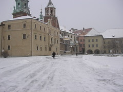 Deserted Wawel (Pinkannie) Tags: krakow