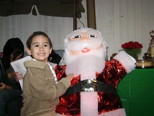 Alejandro and Santa
