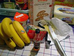 Banana de Forno
