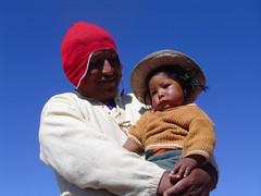 Puno (silver67) Tags: portrait people lake peru uros titicaca southamerica de lago island los per persone andes viaggi ritratti ritratto isla andean puno sudamerica bambino natives nativos mouseion peruvianimages