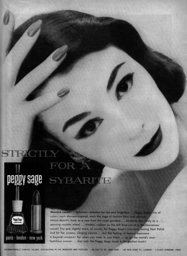 Vintage Ad #454: Sybarites Need Only Apply