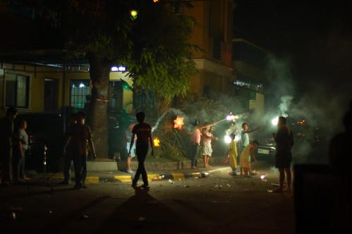 Philippines' firecracker fiesta