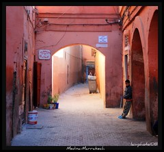 Child in alleys (Liv ) Tags: africa travel red people sahara tag3 square 1 photo flickr tag2 colours tag1 minaret ivan rosa el mosque unesco morocco maroc marocco marrakech medina afrika 2008 marruecos rosso colori ghetto viaggio soe occidentale 08 koutoubia afrique fna lazzari mosquita jemaa marocchino  djemaa laiv  passionphotography golddragon  abigfave nikond80 anawesomeshot impressedbeauty aplusphoto superbmasterpiece infinestyle goldenphotographeraward diamondclassphotographer flickrdiamond laivphoto ysplix  excapture betterthangood theperfectphotographer goldstaraward flickrestrellas 130108 marrki   313807n80001w316352788000278coordinate313807n80001w316352788000278