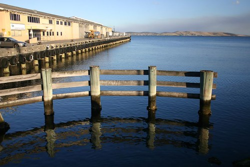 Hobart Waterfront...