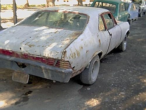 Overhauling Chevy Argentina