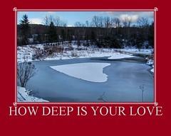 Happy Valentine's Day ! (vtpeacenik) Tags: winter vermont riverscape farch anawesomeshot impressedbeauty superbmasterpiece
