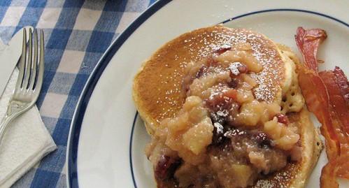 snow day breakfast