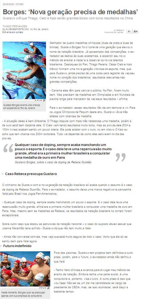Gustavo Borges comenta nadadores brasileiros 2309885833_f95d739b35_o