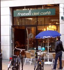 Large Cafes Near Umbc